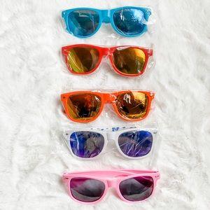 Set of 5 Fun Sunglasses